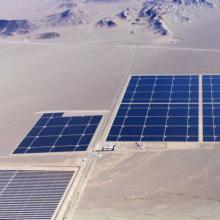 SEMPRA 能源公司. 铜山太阳能发电站